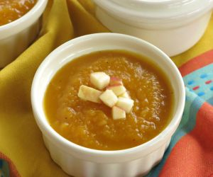 Spicy Butternut Squash Soup {Vegan, Paleo, Whole 30}