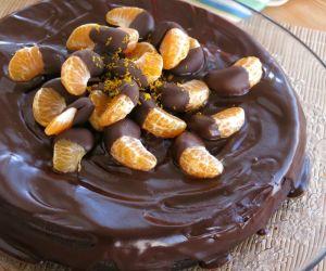 Flourless Orange Chocolate Cake