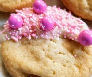 Sprinkle Pop Cookies