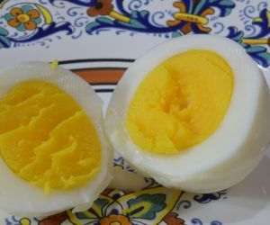 Perfect Hard-Boiled Eggs with a Sous Vide
