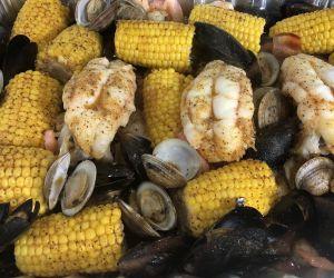 Easy Seafood Pot