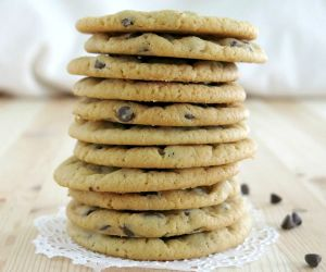 Best Vegan Chocolate Chip Cookies Recipe