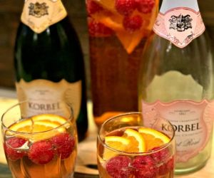 Simple Rose Spritzer