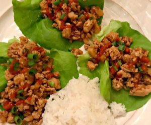 PF Changs Chicken Lettuce Wraps