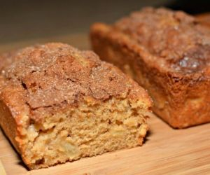 Snickerdoodle Apple Bread