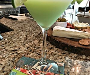 Key Lime Martini's