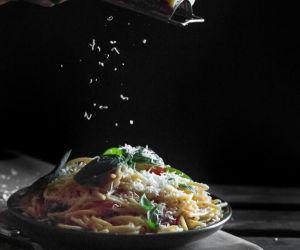 Valentine's Easy Spaghetti Recipe - Blogtastic Food