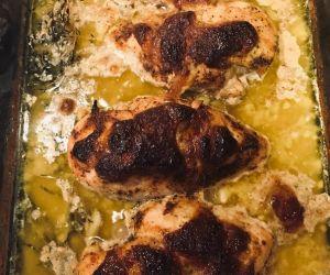 Maple Pepper Baked Chicken