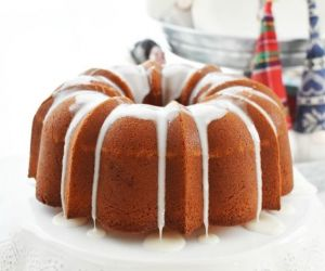 Apple Juice Bundt Cake