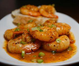 New Orleans-Style Cajun BBQ Shrimp