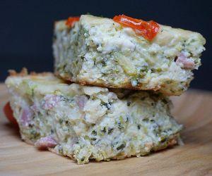 Budinca de Dovlecei - Zucchini Pie