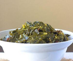 Southern Collard Greens Recipe | Brown Sugar Food Blog