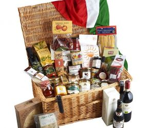 A Taste Of Italy Luxury Hamper