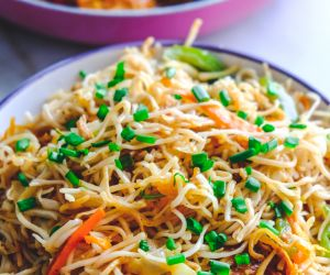 The Best Chow Mein Noodles