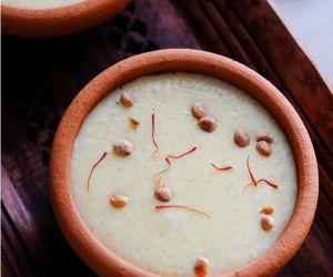 Saffron Rice Kheer