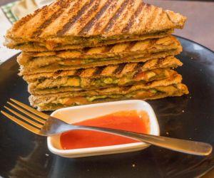 Pesto Panini Bread Recipe