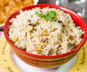 Aloo Jeera Rice