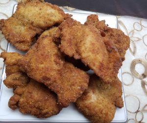 Best crispy fried boneless chicken احلى فراخ بانية و تحدى