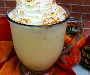 STARBUCKS PUMPKIN CHEESECAKE FRAPPUCCINO