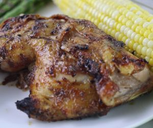 Best BBQ Chicken Recipe