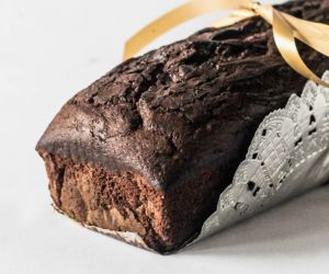 Chocolate Beer Cheese Bread