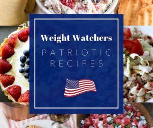 Weight Watchers Patriotic Recipes
