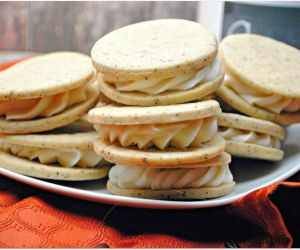 FRENCH VANILLA COFFEE COOKIES