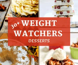 40+ DELICIOUS WEIGHT WATCHERS DESSERTS RECIPES