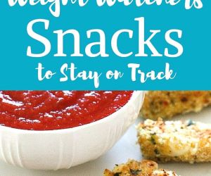 BEST WEIGHT WATCHERS SNACKS TO KEEP YOU ON TRACK!