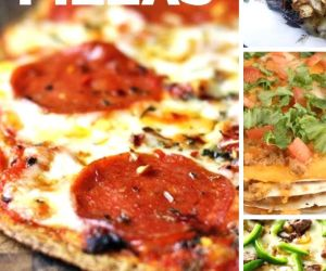 20 AMAZING WEIGHT WATCHERS PIZZA RECIPES