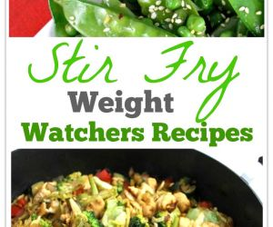 20 WEIGHT WATCHERS STIR FRY RECIPES