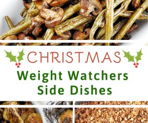 CHRISTMAS WEIGHT WATCHERS SIDE DISHES