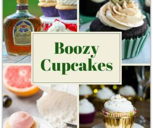 BEST ALCOHOL CUPCAKES ON THE PLANET