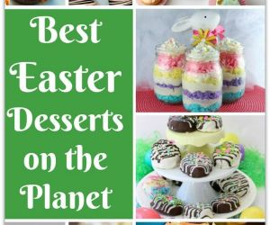 BEST EASY EASTER DESSERTS