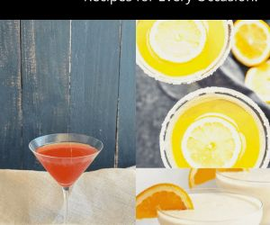 POPULAR MARTINI COCKTAIL RECIPES