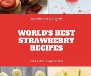 DELIGHTFUL STRAWBERRY RECIPES