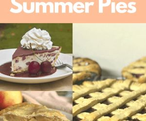 DELICIOUS SUMMER PIE RECIPES