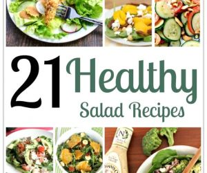 21 HEALTHY SALAD RECIPES