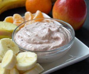Easy Homemade Fruit Dip Recipe