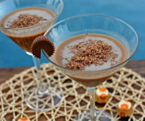 Peanut Butter Cup Martini's