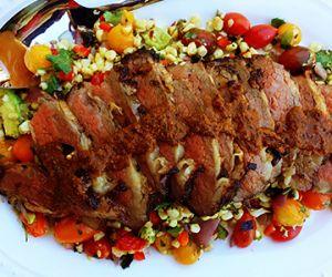 Ancho Chile & Orange Marinated Wagyu Beef Rib Lifter