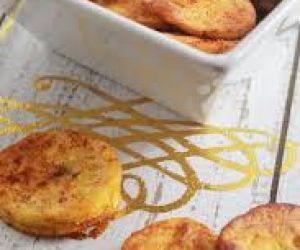 Healthy Plantain Chips