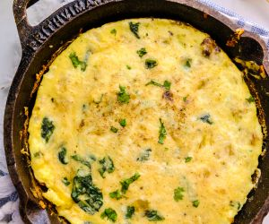 Frittatas (StoveTop And Baked)