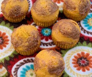 Shortcut Pumpkin Spice Muffins
