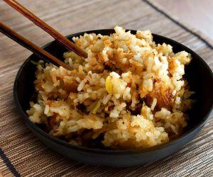Crunchy Fried Rice