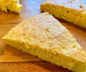 Vegan Cornbread - Vegan Cornbread No Oil Recipe | Oil Free