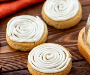 Cinnamon Roll Sugar Cookies