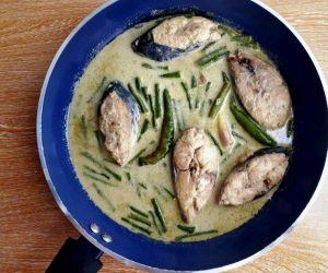 Thai Fish Green Curry