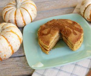 Weight Watchers Pumpkin Pancakes