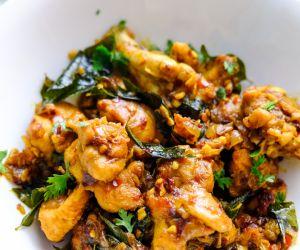 Gingelly Oil Chicken(Nal Ennai Chicken)